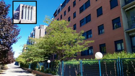 Sony Xperia L2 Foto Edificio