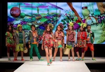Bóboli presenta su colección PV15 Color Garden en la pasarela FIMI