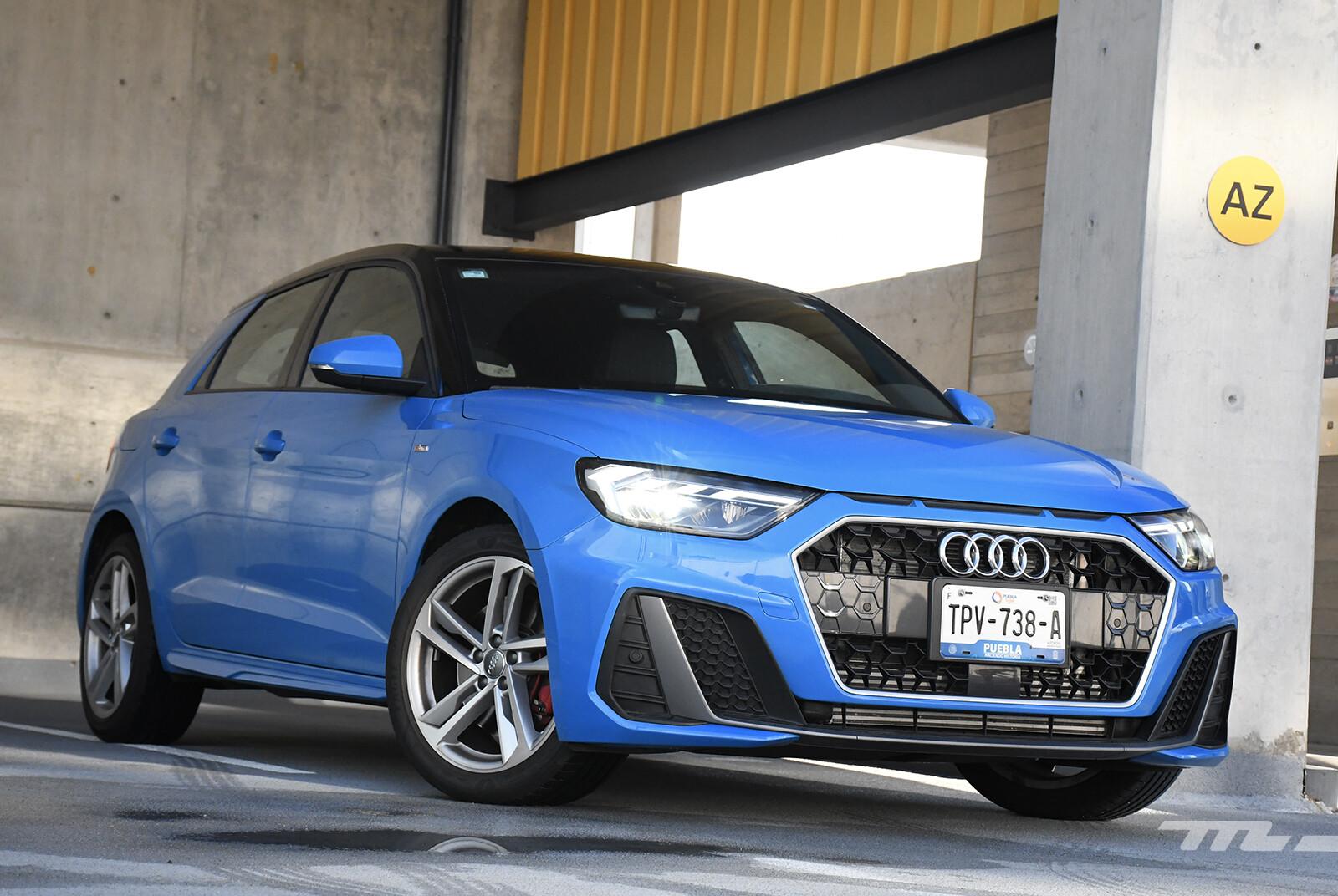 Audi A1 S-Line (prueba)