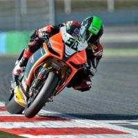 La vuelta de Eugene Laverty a Superbikes en 2017 será con Aprilia, su moto del subcampeonato en 2013