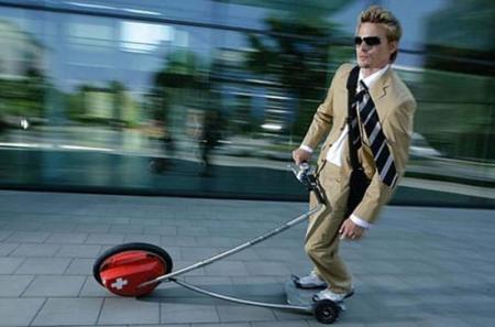 Cool Rider, muévete con estilo por la ciudad