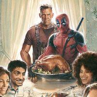'Deadpool 2' tiene un póster tan horrible que da la vuelta completa y acaba siendo genial