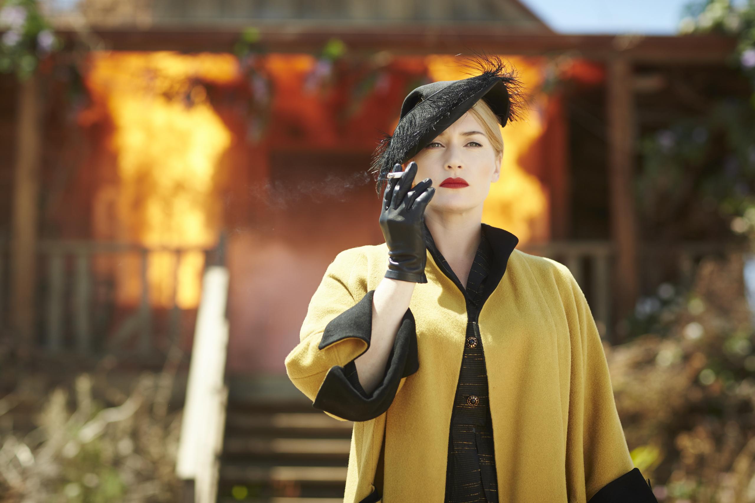 Foto de Kate Winslet es la protagonista del fascinante vestuario de 'La Modista' (18/22)