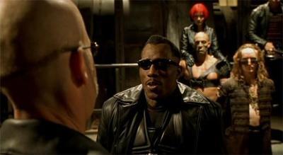 Guillermo del Toro: 'Blade 2'