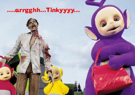 'Left 4 Dead' + Teletubbies, combinación mortal