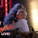Harrison Ford y Chewbacca se siguen queriendo un motón... con música de Adele