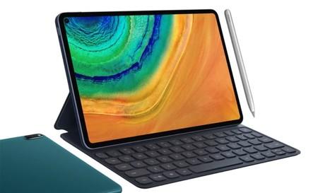 Huawei MatePad Pro: teclado físico, stylus y máxima potencia para competir contra el Galaxy Tab S6 y el iPad Pro