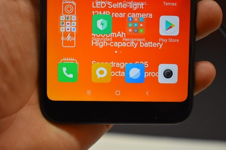 Xiaomi Redmi 5 Plus Primeras Impresiones Pantalla