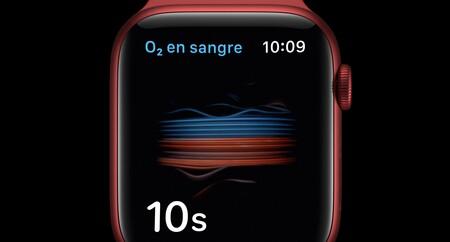 La monitorización de oxígeno llega a España y otros 100 países con el Apple Watch Series 6