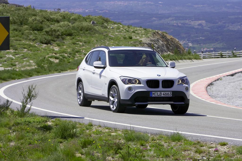 Foto de BMW X1 (31/120)