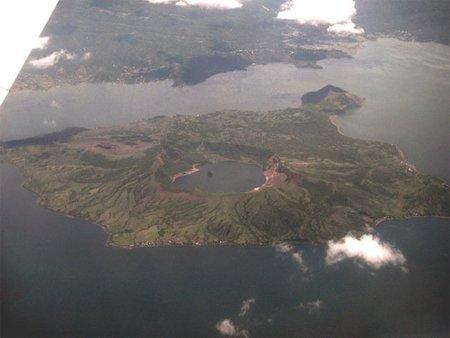 Una isla en un lago de una isla en un lago de una isla (no es broma)