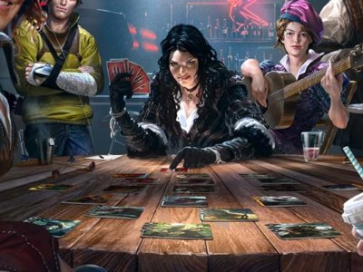 Así se grabó el tráiler con actores reales de Gwent: The Witcher Card Game