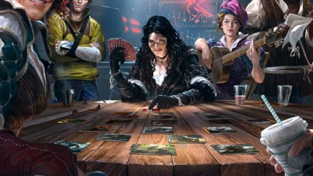 Así se grabó el tráiler con actores reales de Gwent: The Witcher Card Game