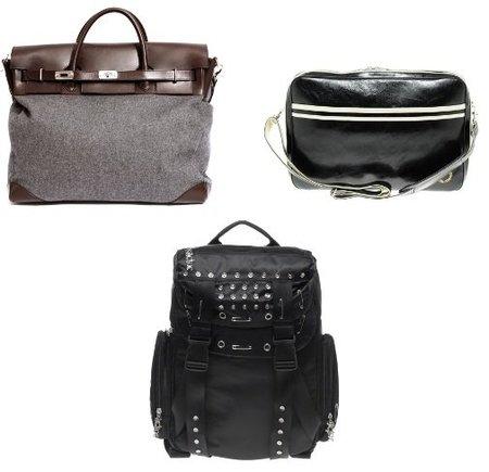 Bolso de mano, bandolera o mochila, ¿con qué te quedas?