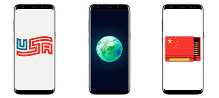 Samsung Exynos Snapdragon