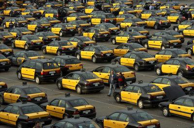 Un nuevo disparo en el pie de Uber en España
