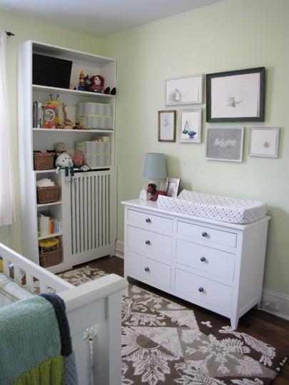 La habitaci n de tu beb serena y estimulante - Ikea habitaciones bebe ...