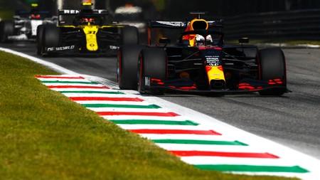 Verstappen Monza F1 2020