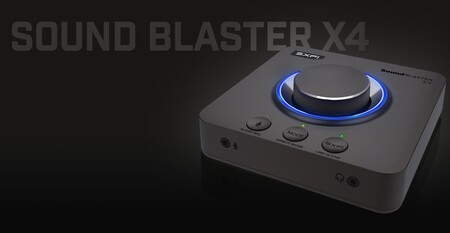 Creative lanza la Sound Blaster X4, su nueva tarjeta de sonido externa con la que mejorar el sonido de tu PC, Mac y videoconsolas