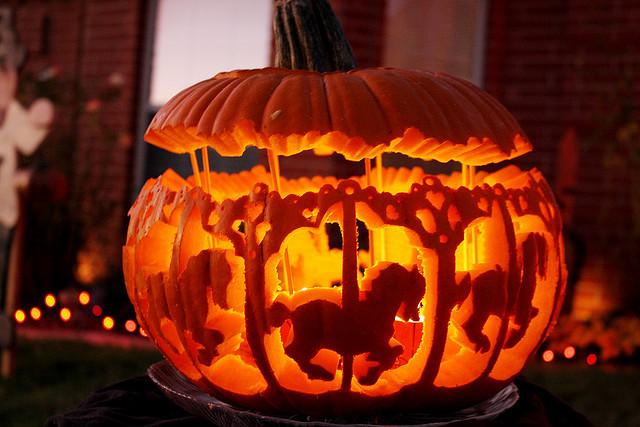 Foto de 10 calabazas originales para inspirarte en Halloween 710