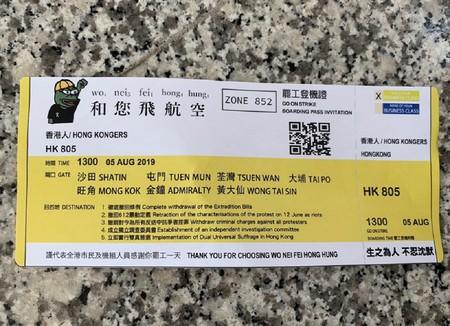 Tras ser un icono de la extrema derecha, Hong Kong ha convertido a la rana Pepe en un símbolo democrático