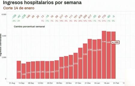 ingresos hospitalarios