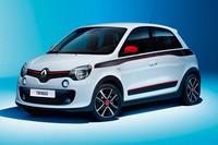 Renault Twingo - todo se mueve para atrás