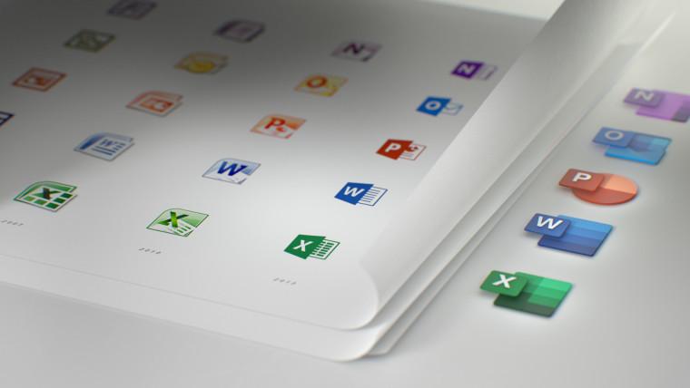 db91dc59efba0 Office se actualiza en el Programa Insider con nuevo diseño gracias iconos  más actuales y mejoras en el funcionamiento