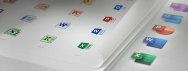 Office se actualiza en el Programa Insider con nuevo diseño gracias iconos más actuales y mejoras en el funcionamiento