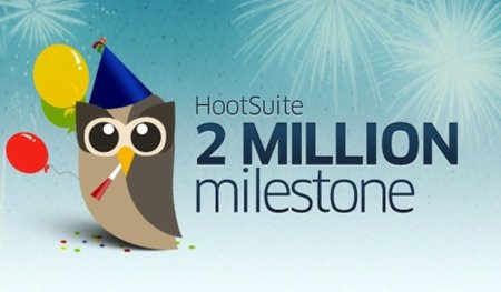 Hootsuite está que lo rompe: alcanza dos millones de usuarios