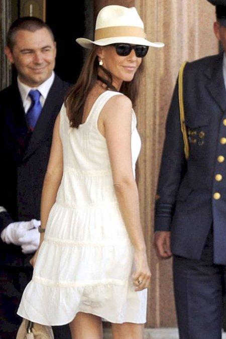 Las princesas europeas comienzan a llegar a Mónaco