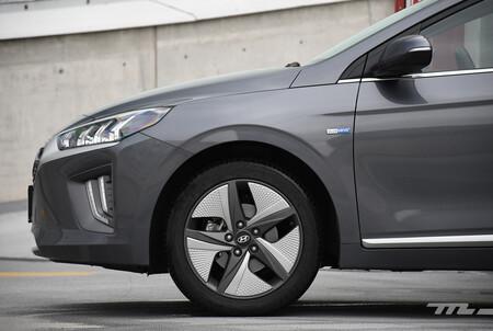 Hyundai Ioniq 2021 Hibrido Mexico Opiniones Prueba 9