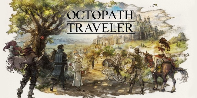 Análisis de Octopath Traveler, Square Enix recupera lo mejor de sus RPGs clásicos y lo multiplica por ocho