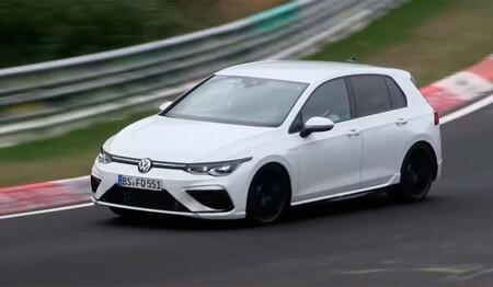 El nuevo Volkswagen Golf R ya pasea sus 333 CV por Nürburgring en este vídeo