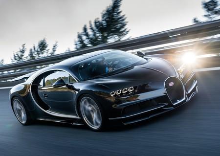 ¡A llenar la alcancía! Bugatti analiza fabricar un Chiron más barato, eléctrico o híbrido