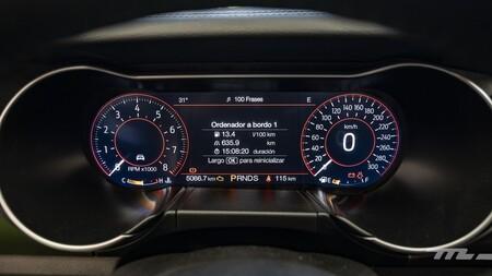 Ford Mustang Mach 1 2021 Prueba 022