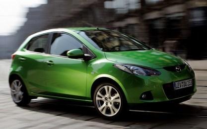 Nuevo Mazda2 por 11.990 euros