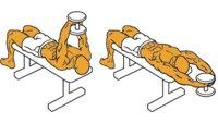 Guía para principiantes (V): Pull-over con mancuerna