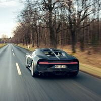 Bugatti Chiron 4-005: el prototipo que dio forma al 'cerebro' del superdeportivo tras 74.000 km y algún rasguño