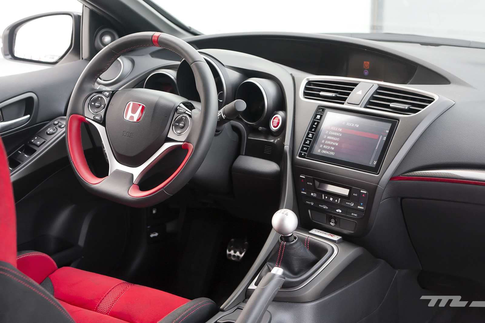 Foto de Honda Civic Type R (24/32)