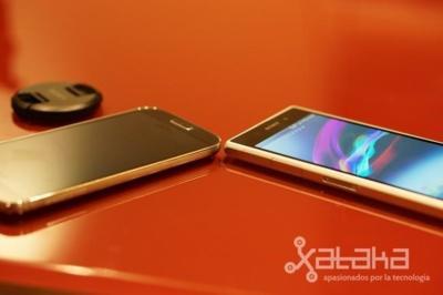 Sony Xperia Z1, comparativa: ¿dónde se coloca entre la gama alta Android?