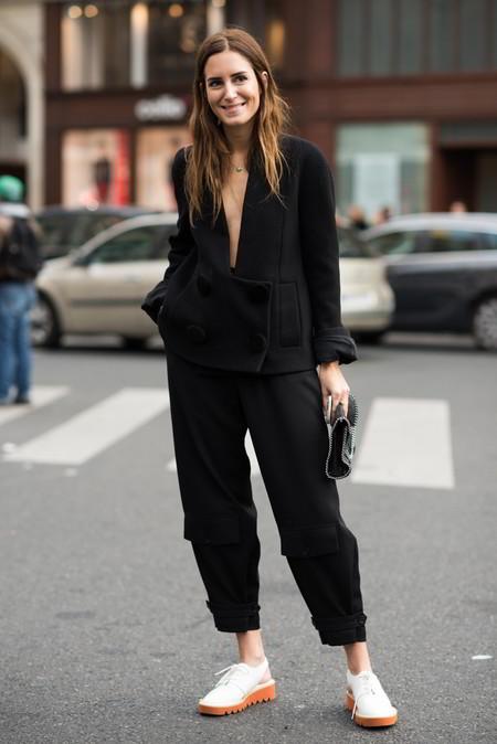 Influencer Traje Street Style 01