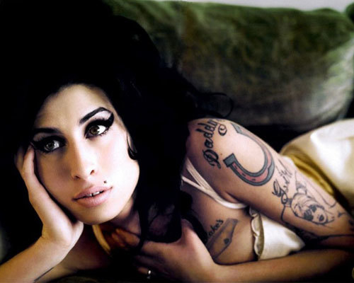 Amy Winehouse convertida en musical