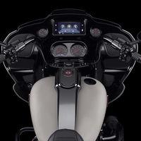 Android Auto llega a Harley-Davidson: la gama Touring será compatible con los smartphones del androide a partir de 2021