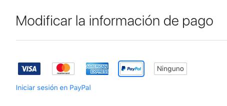 Itunes Store Paypal Espana