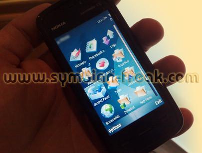 Nokia Tube, más datos