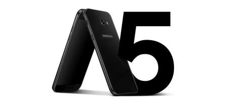 El Samsung Galaxy A5 (2017) alcanza su precio más bajo en Amazon: 309 euros
