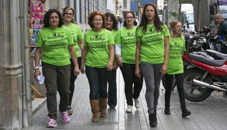 Ellas son las Kellys, el grupo de mujeres que demuestra que el #TimesUp también triunfa en España