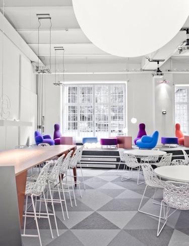 Foto de Espacios para trabajar: las oficinas de Skype en Estocolmo (1/10)