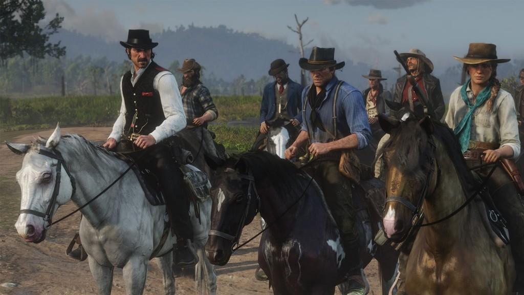 Red Dead Redemption 2 encabeza la lista de los nominados a los Game Developers Choice Awards 2019